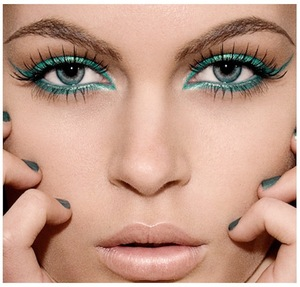 get colour eye liner tip from  http://www.community.stylecraze.com/page/how-to-wear-colored-eyeliner#