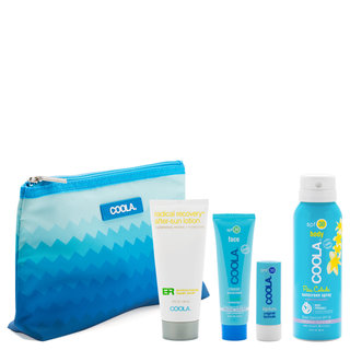 COOLA Classic Organic Suncare Travel Set