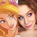 Enchanted Princess Giselle Inspired