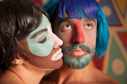Performance Artist Ryan Heffington on Makeup, Costumes, and His New Show KTCHN