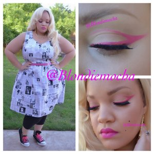 Follow me @Blondiemocha on Instagram for more looks!!