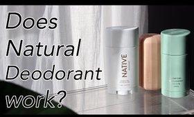 Natural Deodorant That Works! Native, Corpus, & Myro Deodorant Review   Olivia Frescura