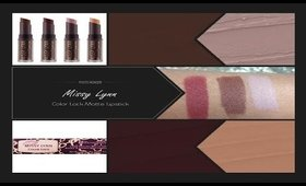 Missy Lynn/BhCosmetics Color Lock Lipstick Review