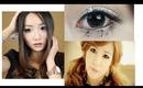 Girls' Generation SNSD TTS 'Twinkle' Tiffany Inspired Makeup Tutorial 티태서 티파니