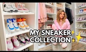 MY ENTIRE SNEAKER COLLECTION 2020