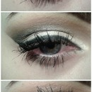 My eye makeup for tonight
