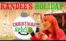 Kandee's Christmas Vlogmas Special & Decoration Tour