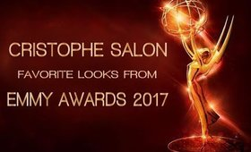 Cristophe Salon Beverly Hills Favorite Looks From Emmy Awards 2017
