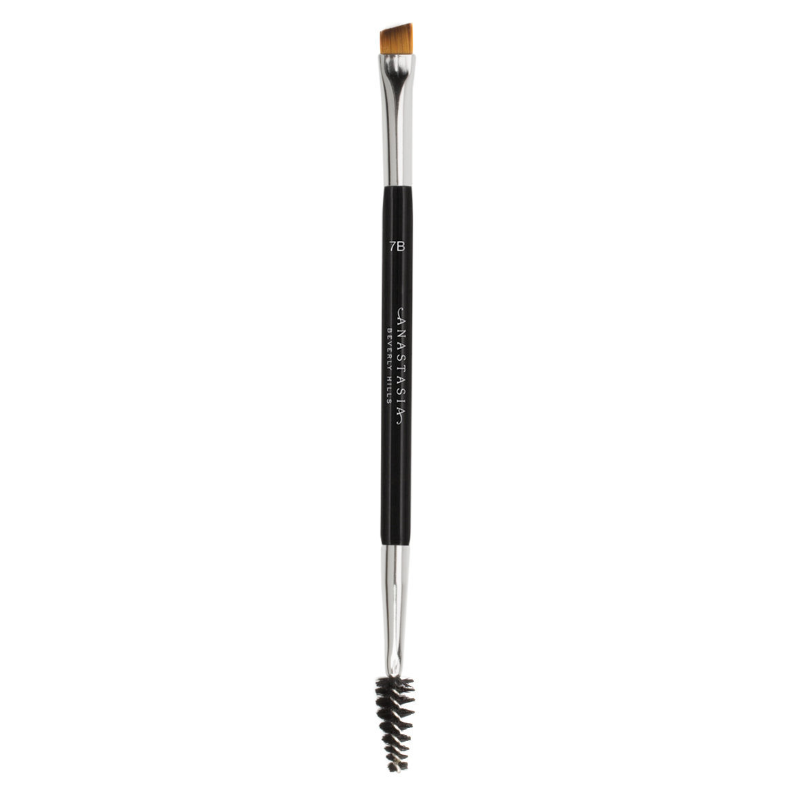 Anastasia Beverly Hills Brush 7B Dual-Ended Angled Brush product swatch.