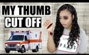 STORYTIME | MY THUMB WAS CUT OFF IN A FIGHT WITH A BOY!