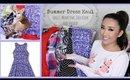Summer Dress Haul 👗 Target, MINKPINK, A&F, Trina Turk - hollyannaeree