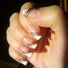 manicure french tip
