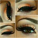 Halloween Inspired Makeup Look