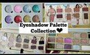 High End Eyeshadow Palette Collection | Cruelty Free Eyeshadow Palette Collection
