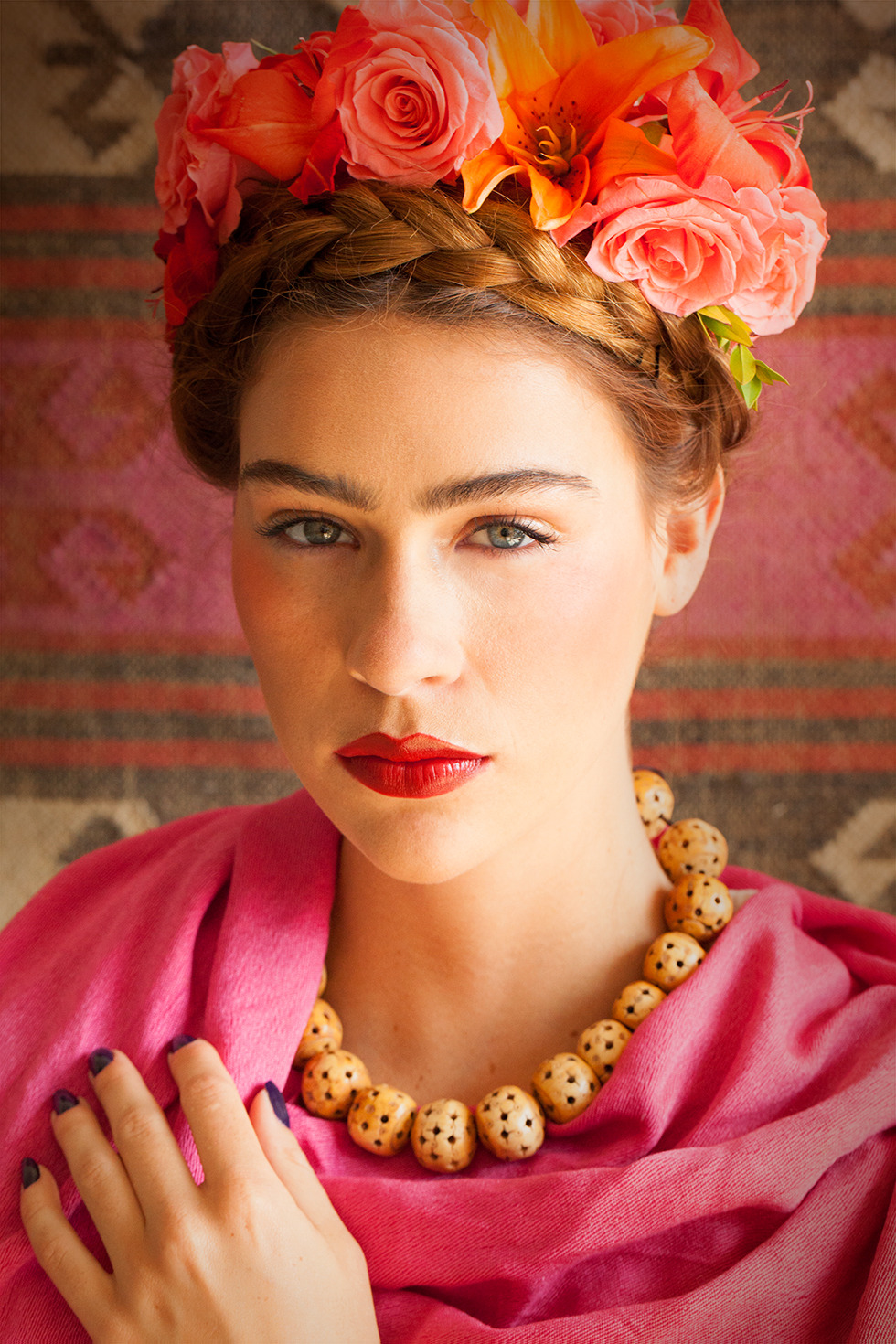 Beauty Role Model Frida Kahlo