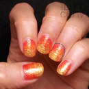 Zoya Fire Gradient