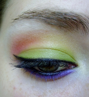melon eyes eyeshadow tutorial