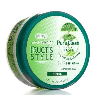 Garnier Fructis Pure Clean Finishing Paste