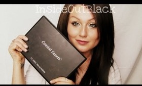 Coastal Scents 88 Metal Mania Palette Review