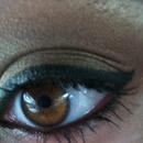 Olive For Amber Eyes