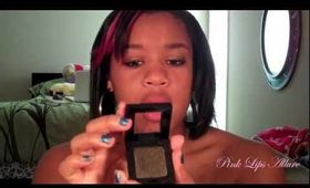 Victoria's Secret Eyeshadows Review