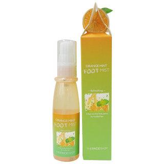 The Face Shop Orange Mint Foot Mist