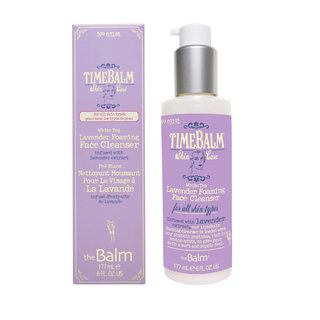 TheBalm Lavender Foaming Face Cleanser