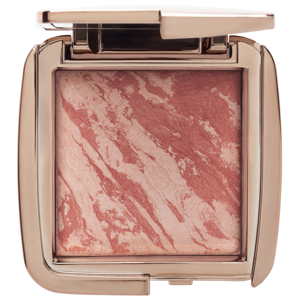 Hourglass Ambient Strobe Lighting Blush Brilliant Nude product smear.