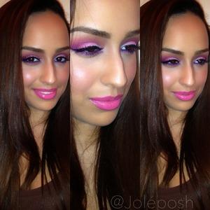 Follow my links for more looks + tutorials :)   Instagram.com/Joleposh Facebook.com/Joleposh YouTube.com/Joleposh