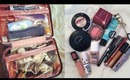 May Favorites/What's in my Travel Makeup Bag ~beauty skincare hygiene