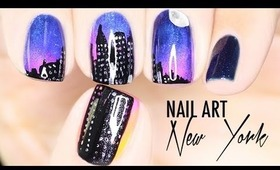 Manucure New York | Nail Art facile #7