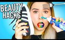 Weird beauty hacks you NEED to know before Valentine's Day Tested!