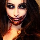 Zombie Inspired Makeup