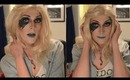 Ke$ha Drag Queen Transformation ☆ Halloween Costume ☆ Get Ready With Me