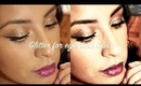 EyeKandy Glitter Lips & Ojos!