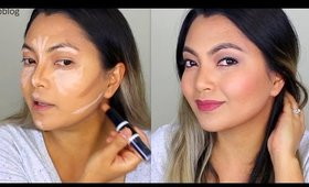 HOW TO use Wet n Wild Contour Stick (TAGALOG Talk-Thru)