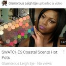 swatches on my YouTube