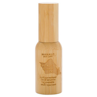 MAHALO Skin Care The VITALITY ELIXIR Facial Serum