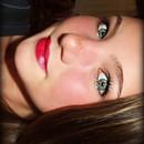 Sunburnt cheeks !
