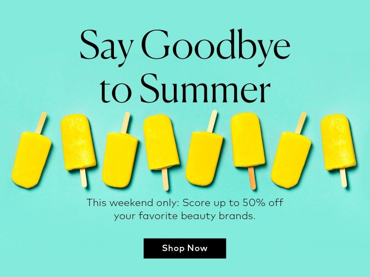 Shop Our Summer Specials on Beautylish.com
