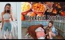 Healthy Fall Weekend Routine Vlog 2018