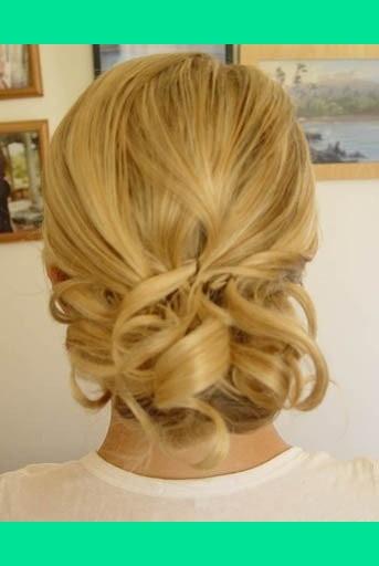 Medium Length Updo Angeline H S Hairartistannie Photo