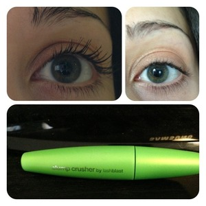 I'm in love with this mascara! It makes such a difference in lashes with clumping. Definitely adds length not much volume but I will take it! Although, as the mascara gets more used you will notice some clumping.