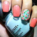 Coral And Floral