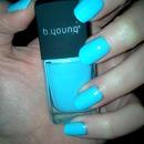 Sky Blue Nail Polish