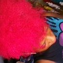 Pink Hair #TurnUp