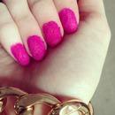 Fur nails :)