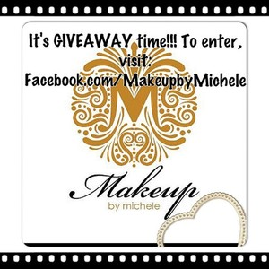 Visit makeupbymichele fb pg. for a chance to WIN an AMAZING beauty filled goodie bag!!! Check below to see some of the brands that will be included! Easy breezy to participate. :) I will pick Winner once I reach 1,000 likes!! Hope to see y'all there!!