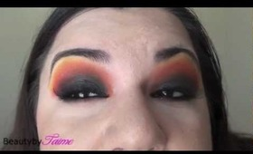 Katniss Everdeen-Girl on Fire-District 12-The Hunger Games inspired look