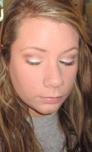 Glitter Brown  Look tutorial http://www.youtube.com/watch?v=6s-i95H7B2c